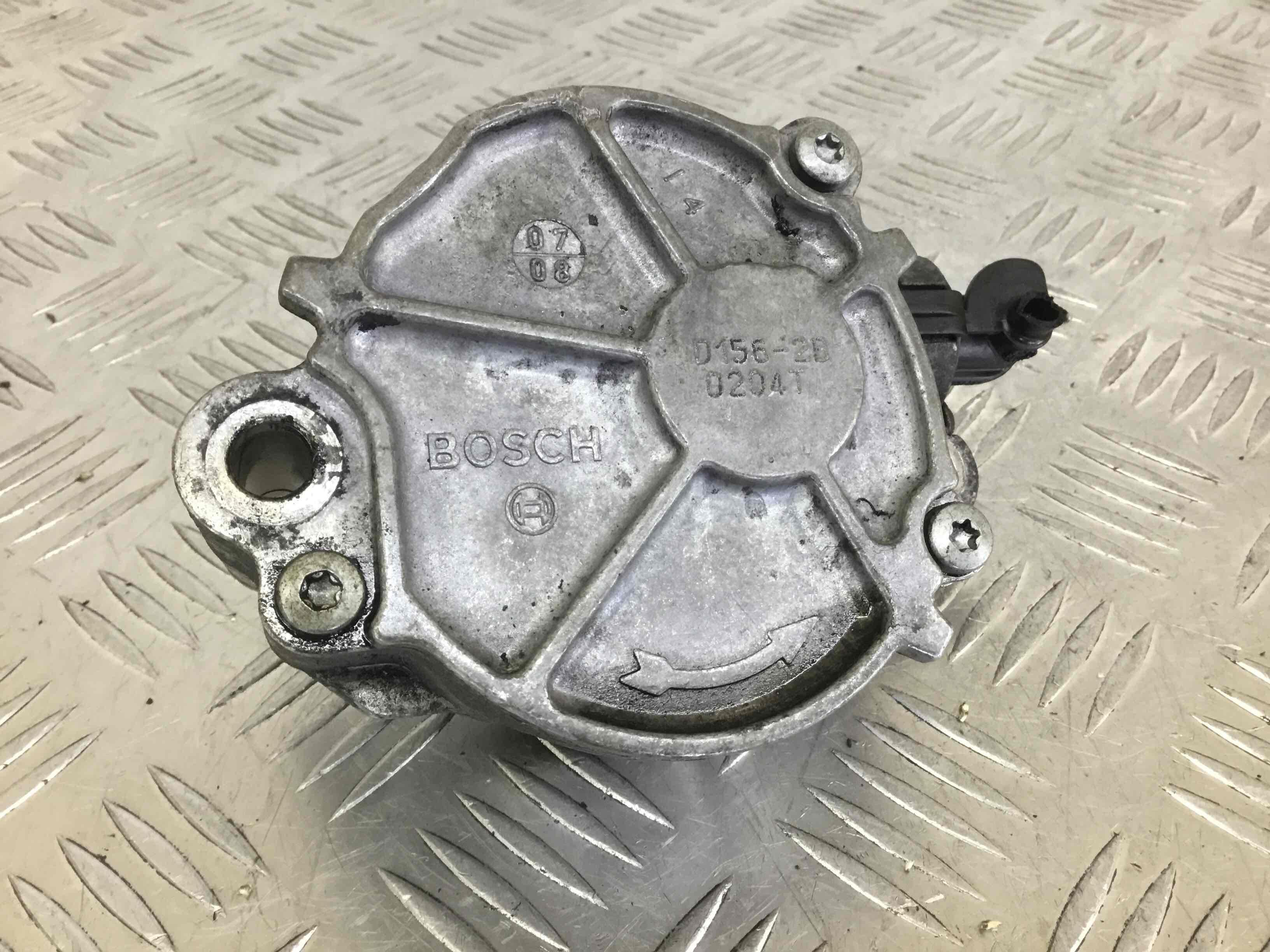 Фото 'Peugeot 307 Насос вакуумный d156-2b '