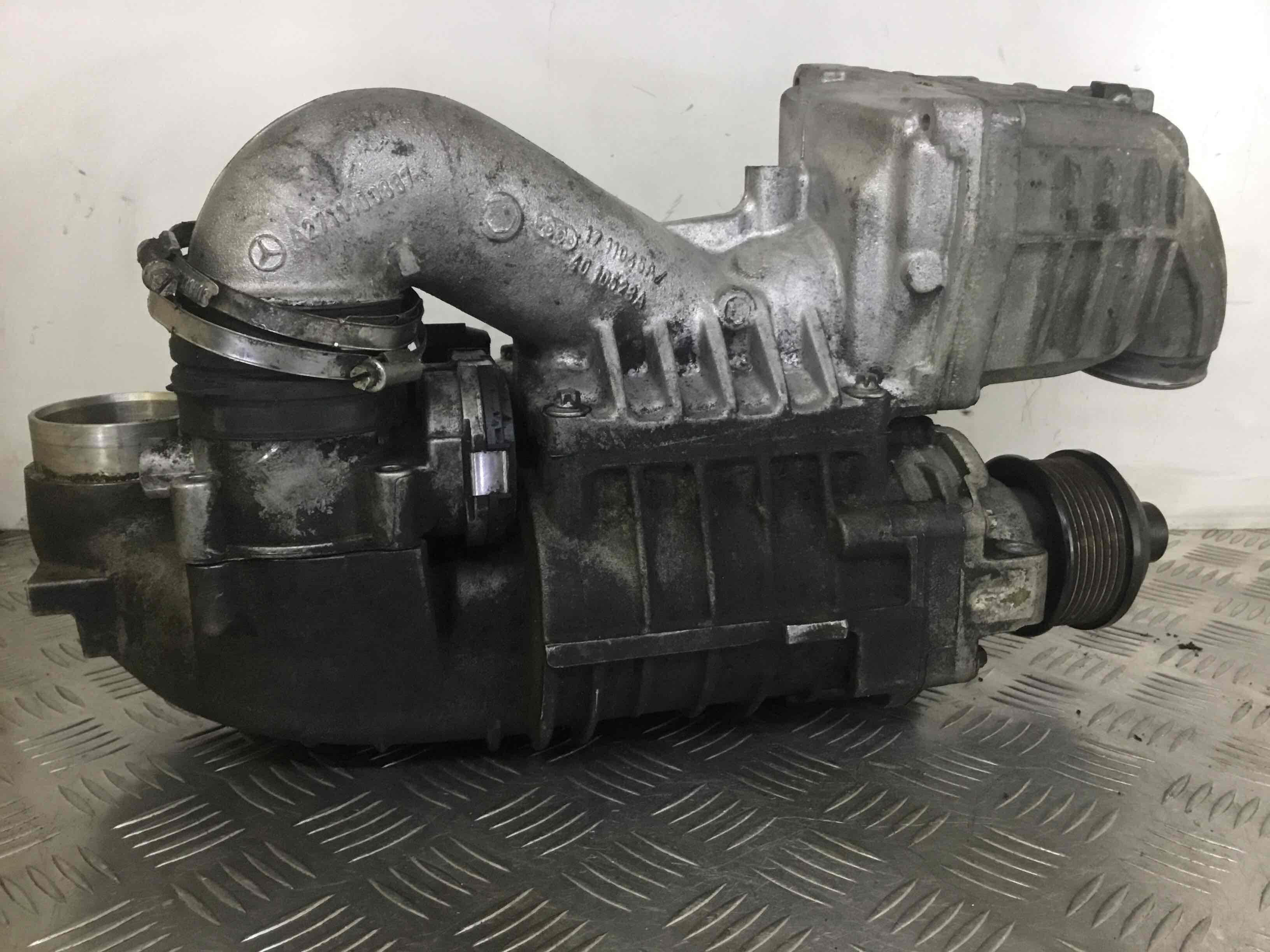 Фото 'Mercedes C-klasse Нагнетатель воздуха (компрессор) a2711400887 '