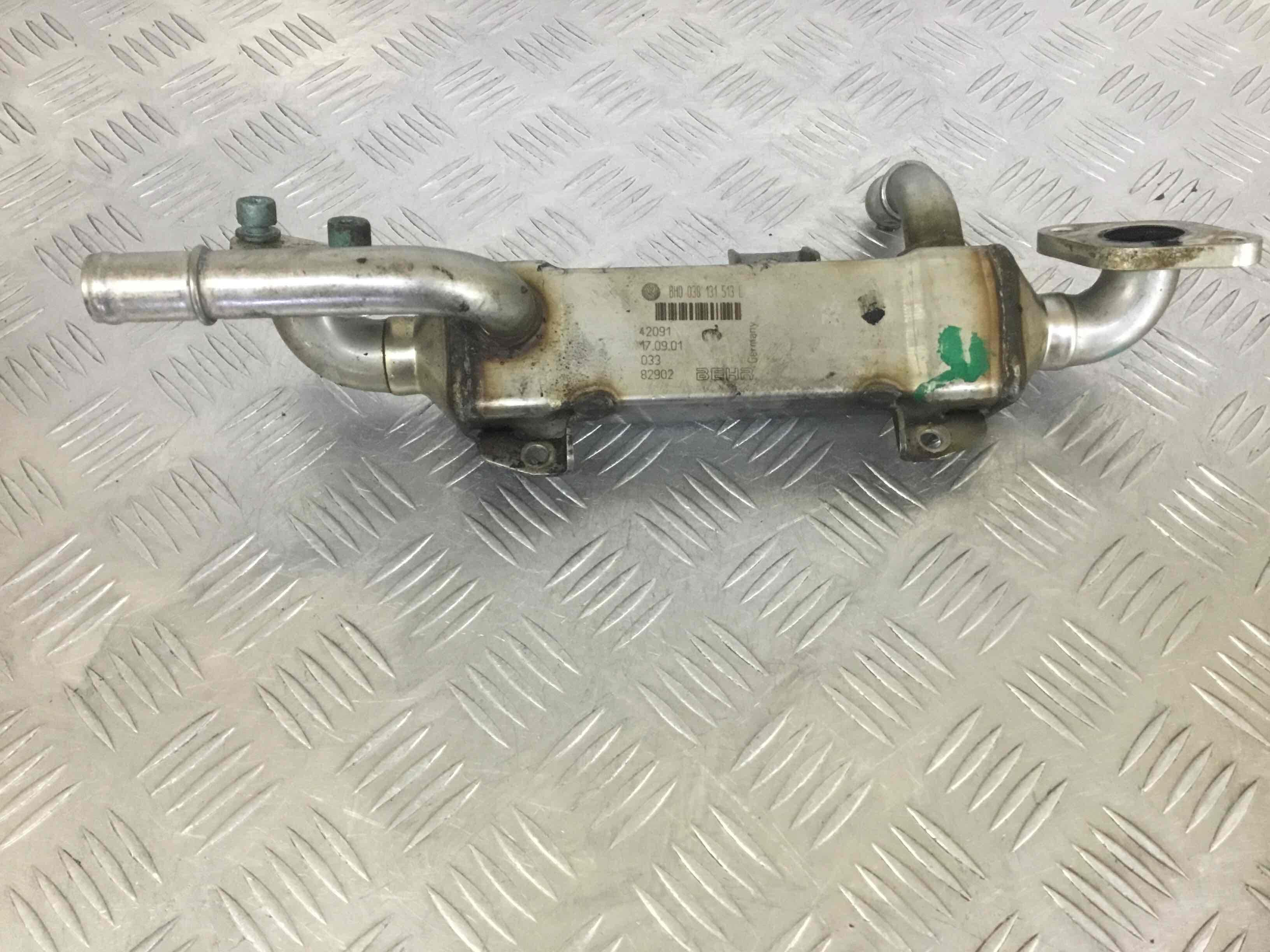 Радиатор EGR