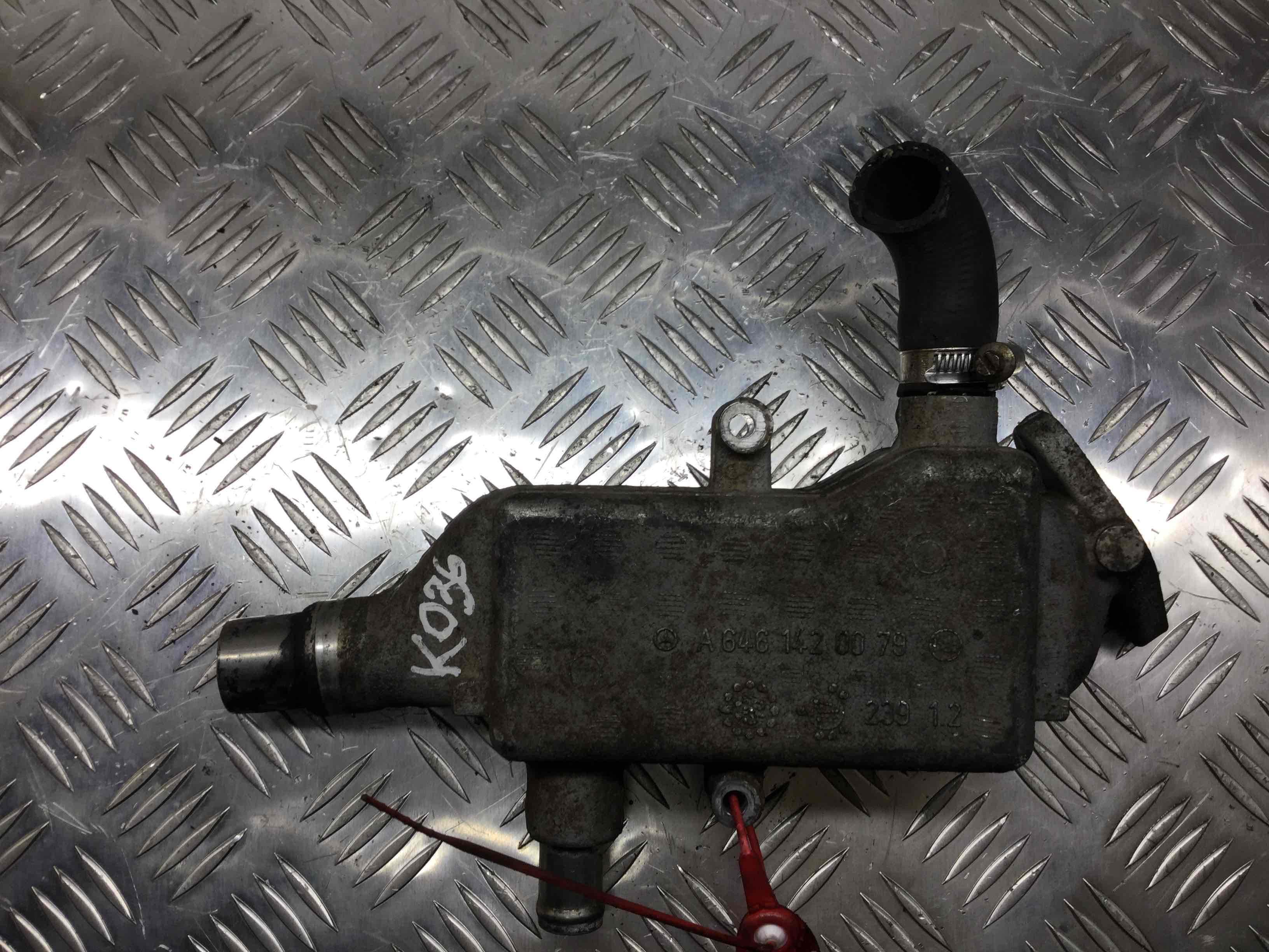 Фото 'Mercedes Vito (Viano) Охладитель отработанных газов A6461420079 '