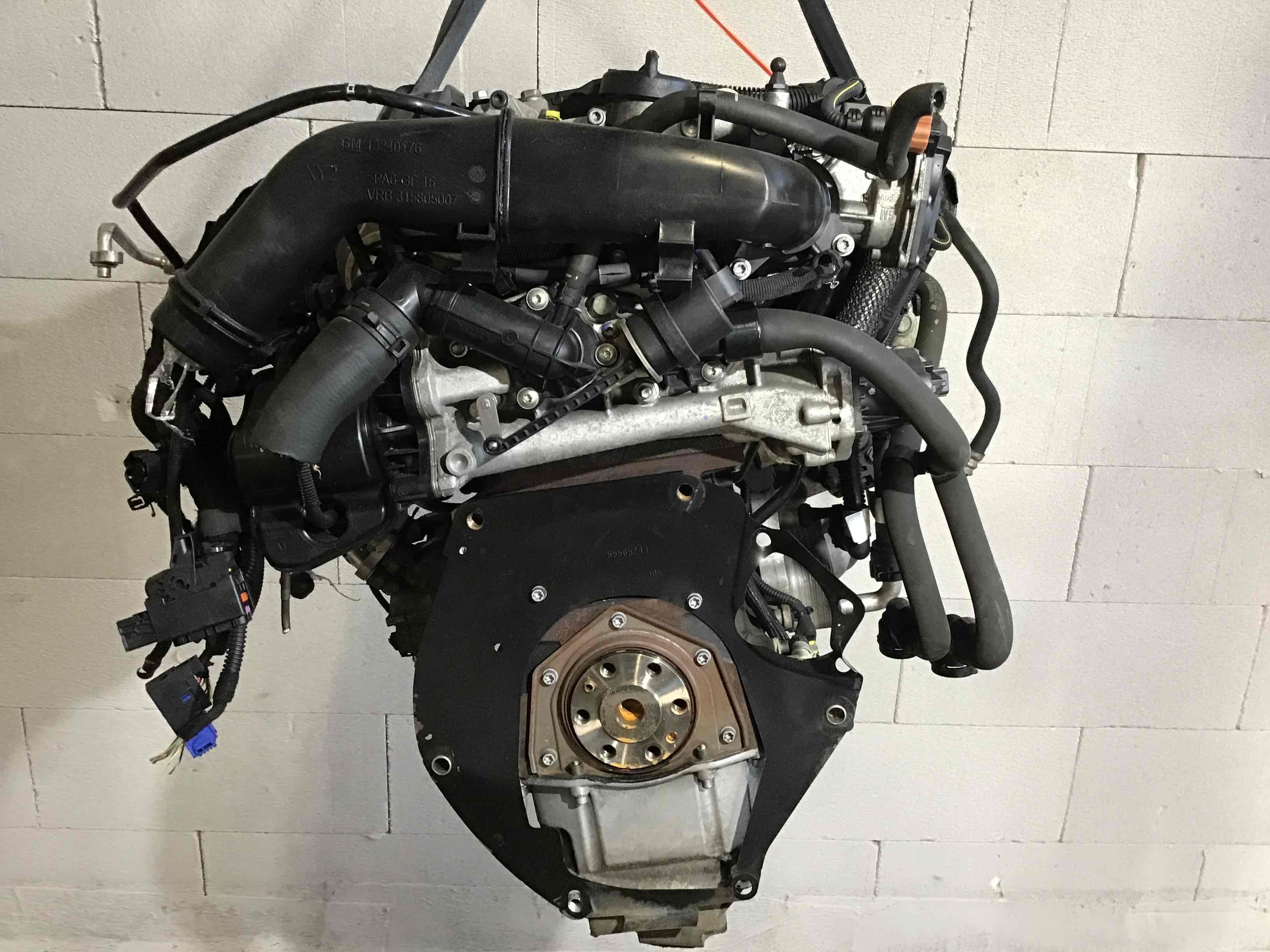 Фото 'Opel Insignia Двигатель a20dth '