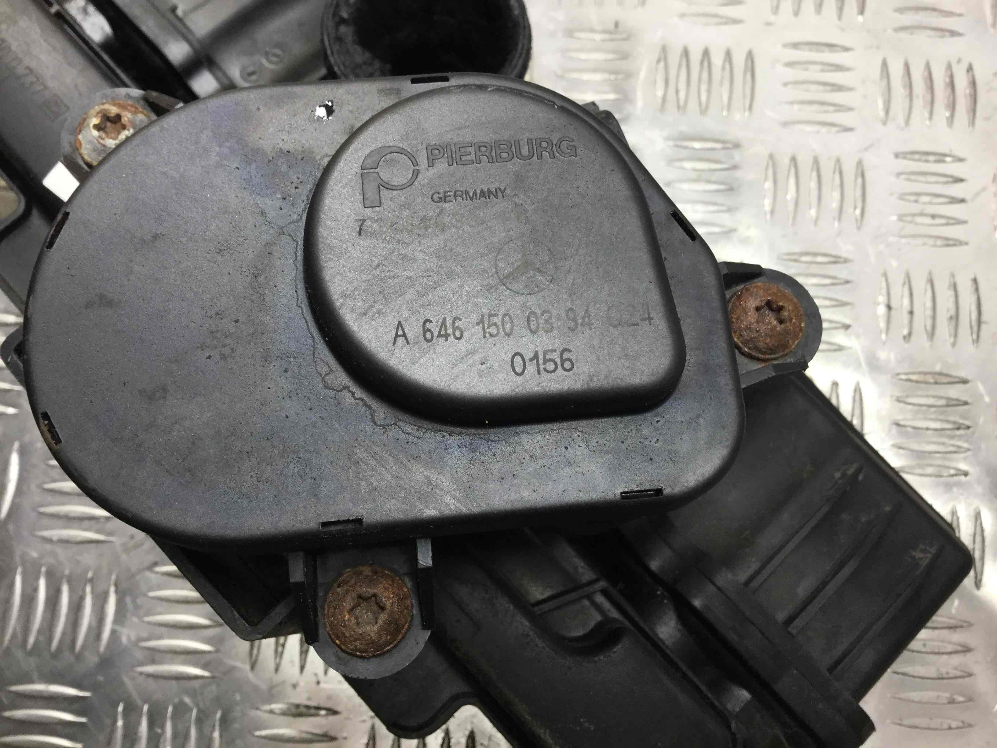Фото 'Chrysler PTCruiser Коллектор впускной a6460900737;  a6461500394 '