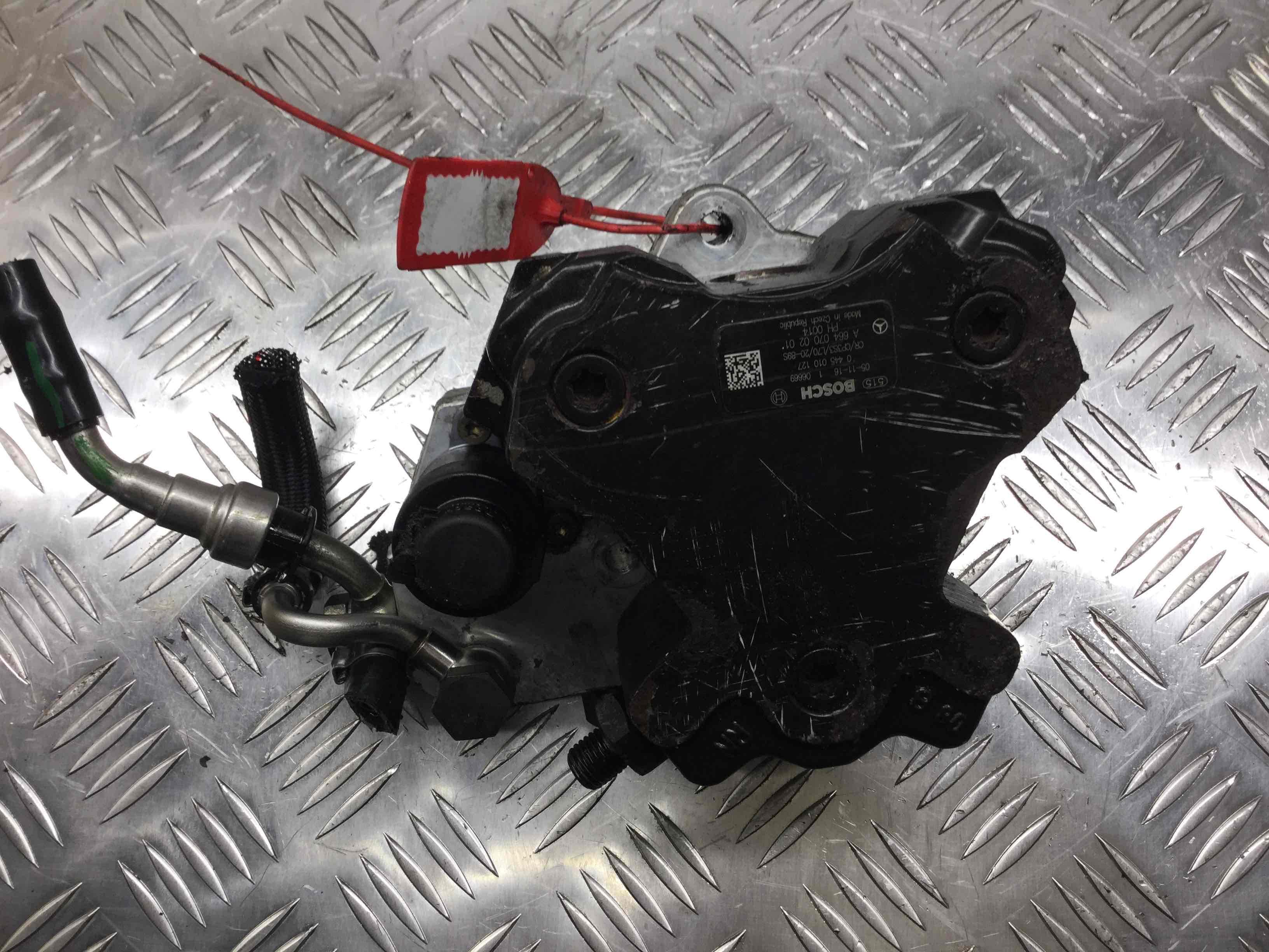 Фото 'Chrysler PTCruiser ТНВД a6640700201;  0445010127;  0445010344;  0986437326;  0986437362;  6640700001;  6640700201;  A6640700001;  A6640700201 '