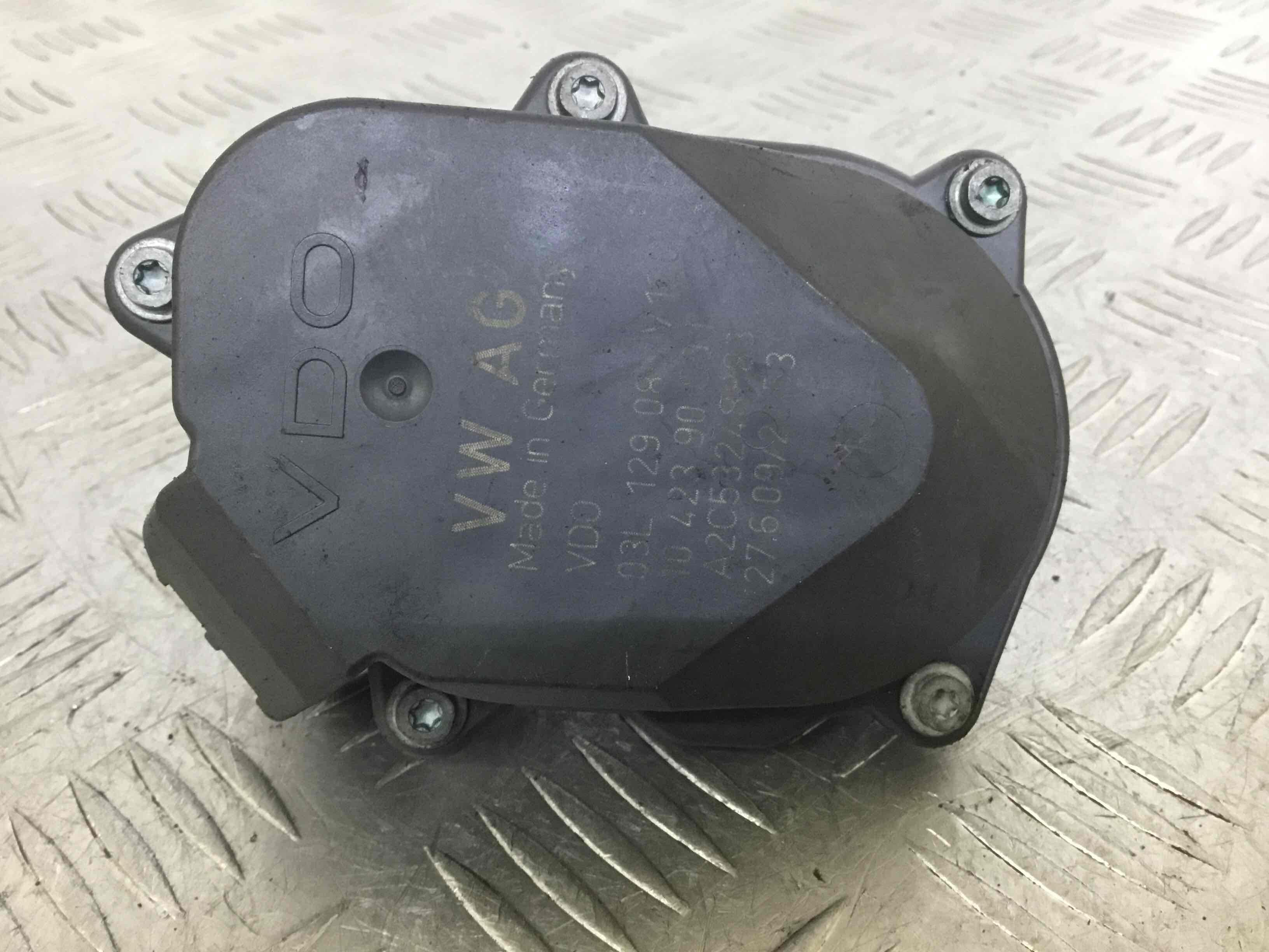 Фото 'Volkswagen Passat Сервопривод заслонок впускного коллектора 03l129086 '
