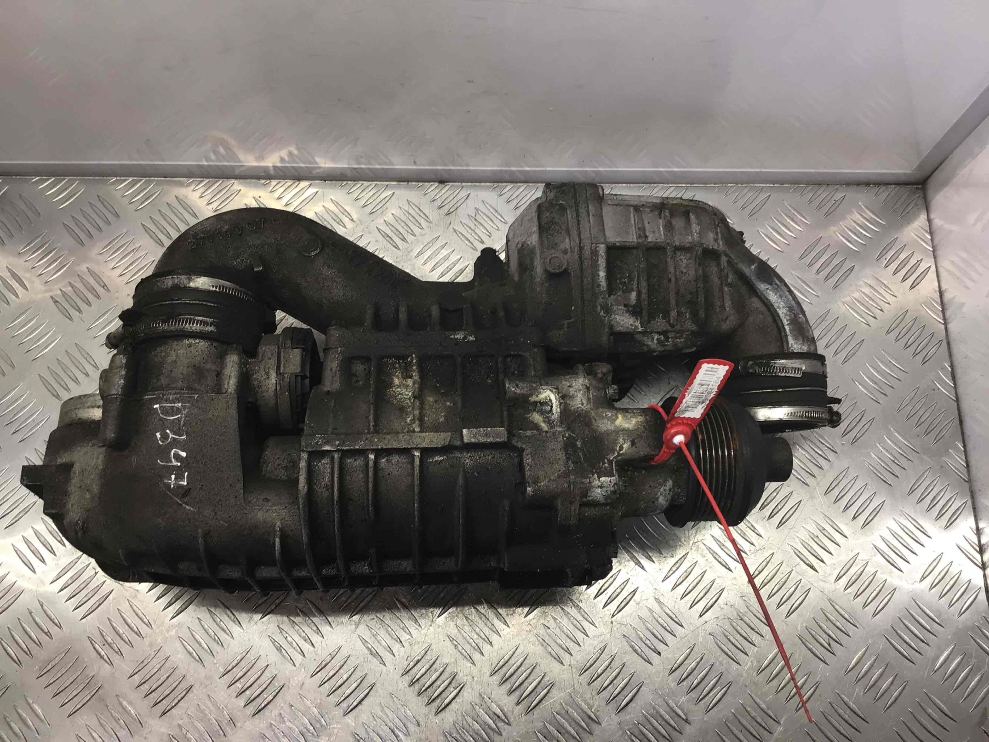 Нагнетатель воздуха (компрессор)