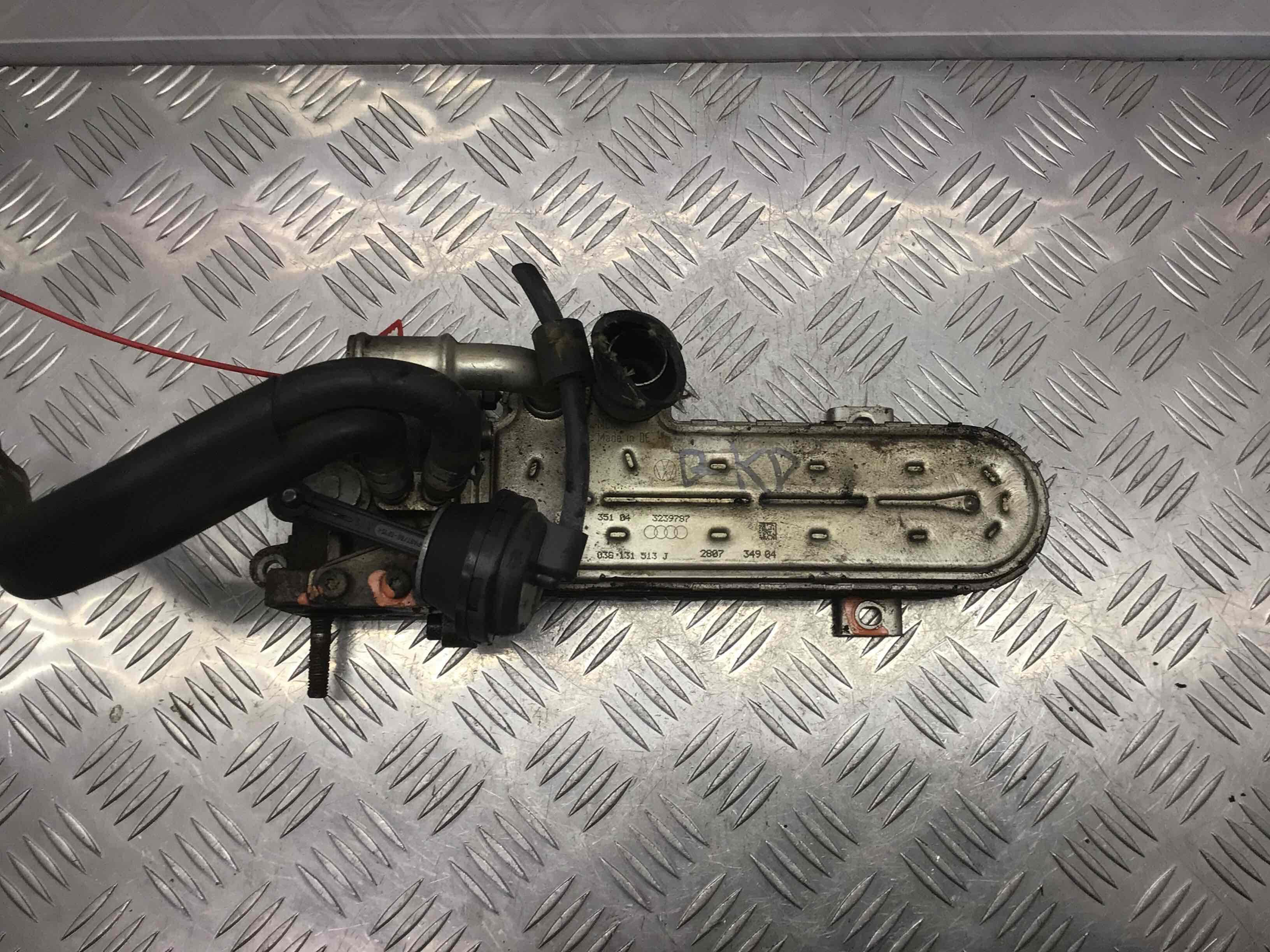 Фото 'Volkswagen Passat Радиатор EGR 03g131513j '